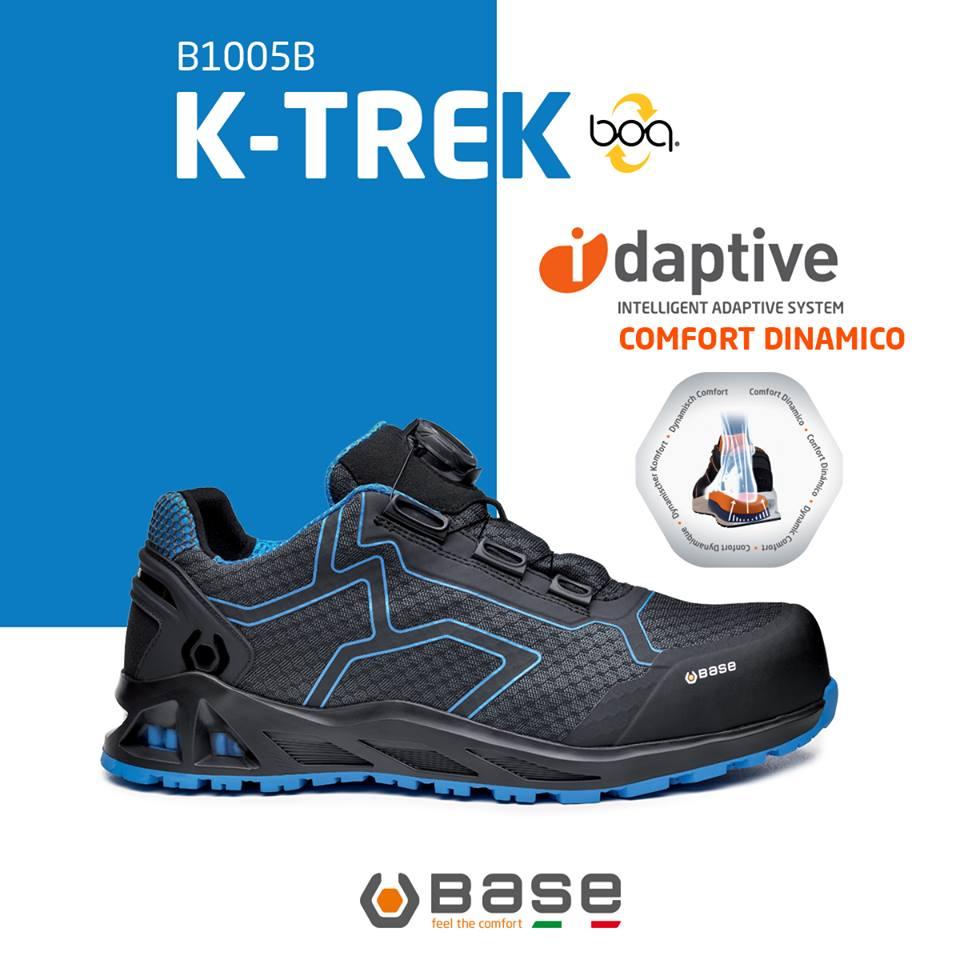 Unser Neu eingetroffener S1P Schuh, mit patentierten Schnellverschluss Aluminiumkappe und Kevlar Durchtrittschutz